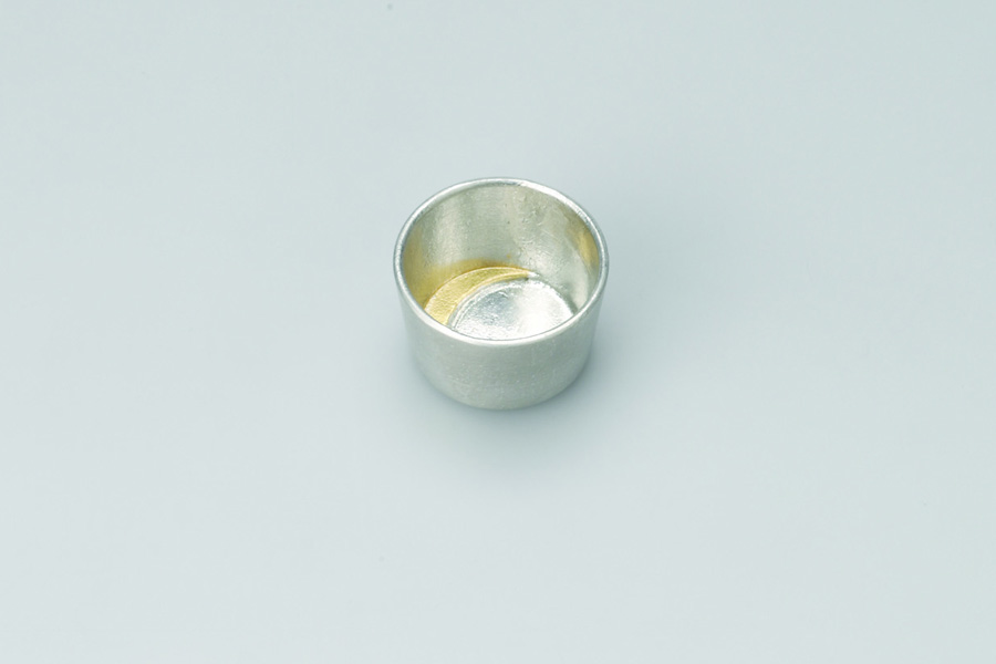 511281_Sake Cup-moon-gold