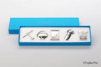 600220_Chopstick rest_Himitsu Dogu(Secret gadgets)_set of 5