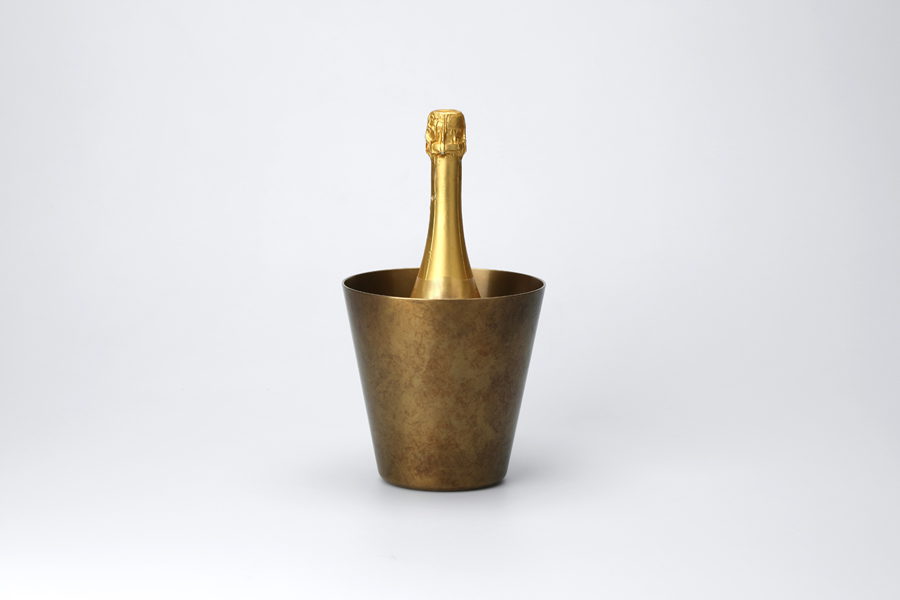 501902_champagne cooler_golden brown
