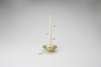 506100_Time Bell Candle