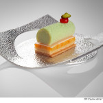12. Ms. Claire Heitzler - Bûchette pistache/agrume