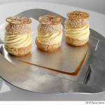 22. Mr. Sébastien Serveau- Profiteroles croustillantes vanille caramel