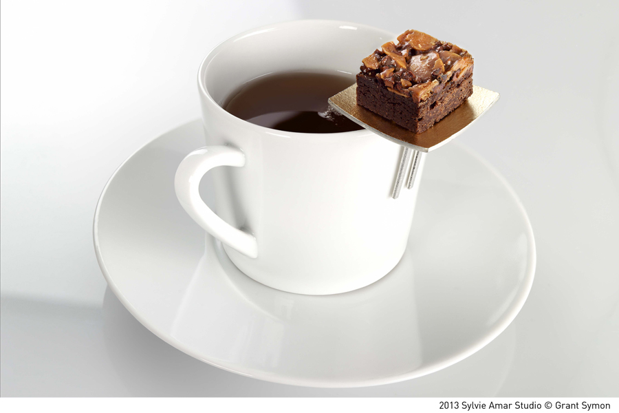 2.Caprice – Square with chocolate