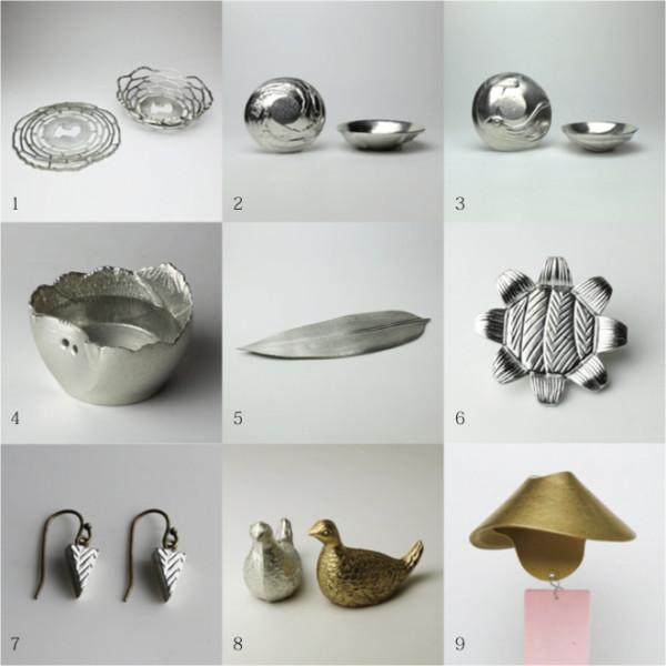 Toyama souvenir series